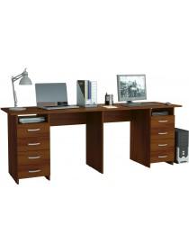 Письменный стол на двоих Тандем-3