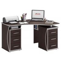 Компьютерный стол Триан-41 правый