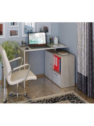 Угловой письменный стол Слим-3 правый