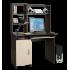 Компьютерный стол Милан-8П с надставкой. В нашем магазине Вы можете купить стол компьютерный с надставкой  с недорогой доставкой по Москве, Московской области.