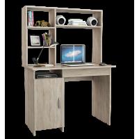 Письменный стол Милан-8Я с надставкой